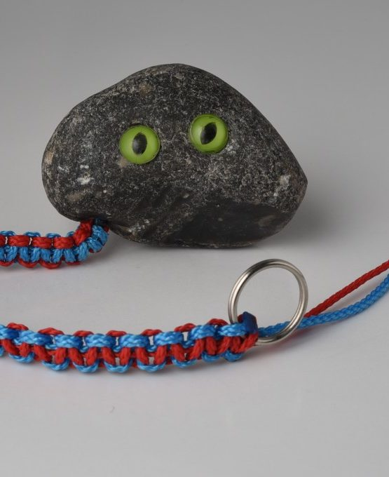 Scoubidou With Hagstone Eyes Curiosity Bay Hag stones can be any type of stone as long as they possess a natural hole through it and if in your possession, should be considered a sacred object. scoubidou with hagstone eyes
